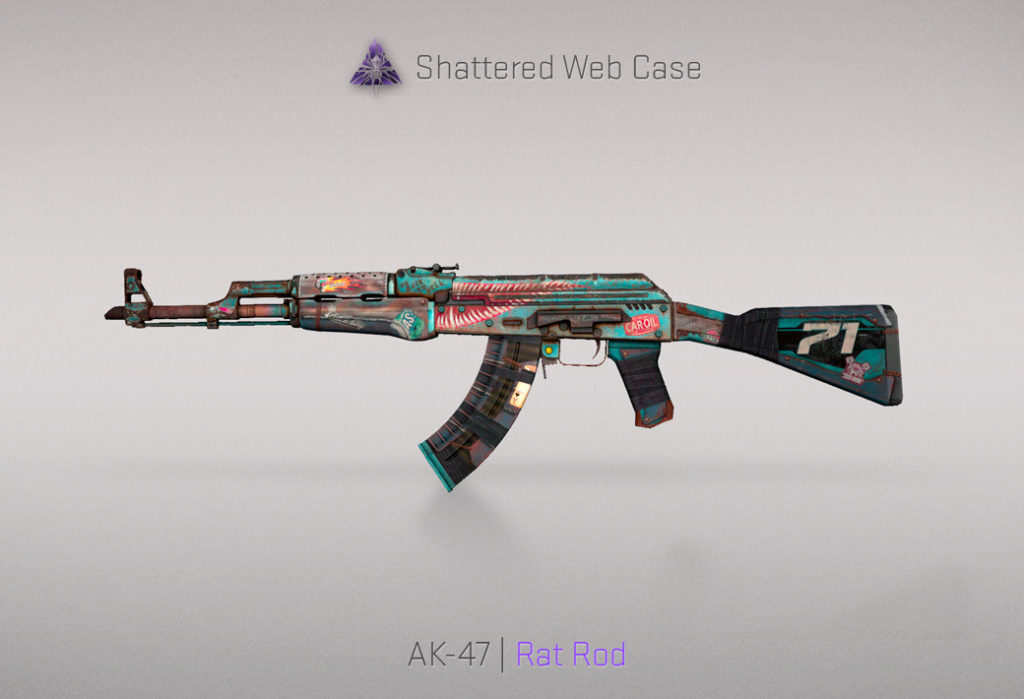 AK-47 Rat Rod