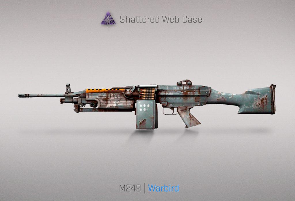 M249 Warbird