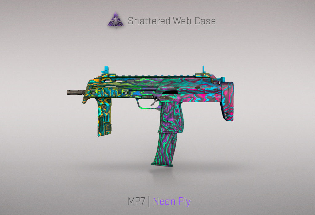 MP7 Neon Ply