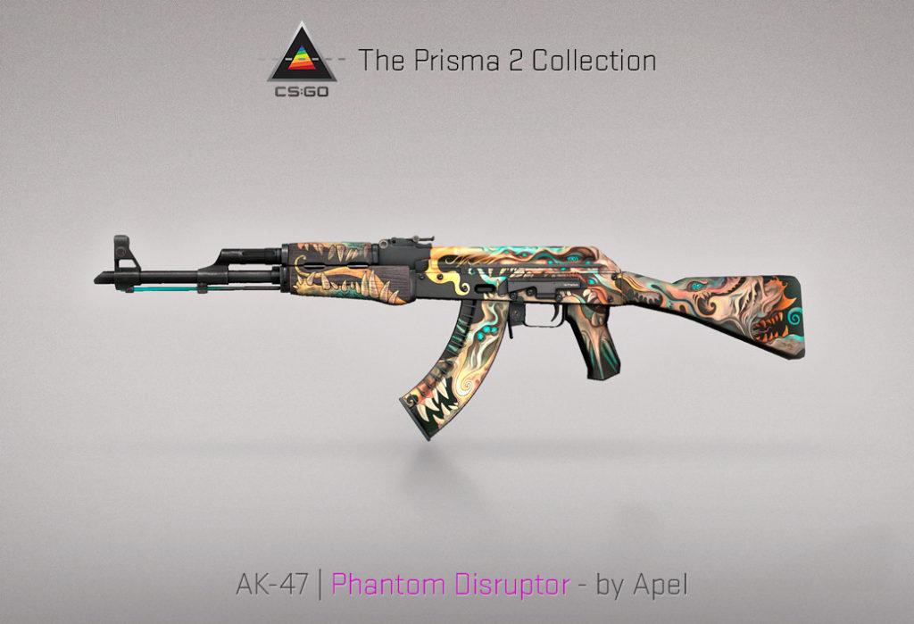 AK47 Phantom Disruptor