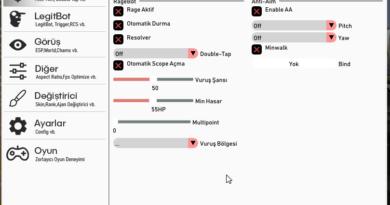 XHanger - Турецкий чит для CS:GO