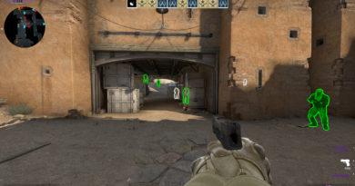 annihilation - external чит для CS:GO (aim, bhop, esp, triggerbot)