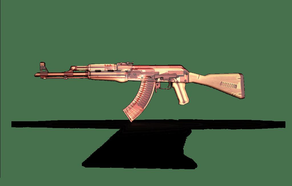 AK-47 X-Ray