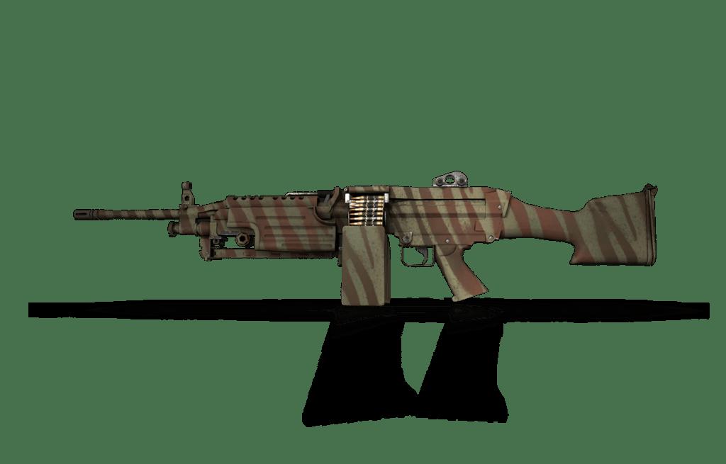 M249 Predator