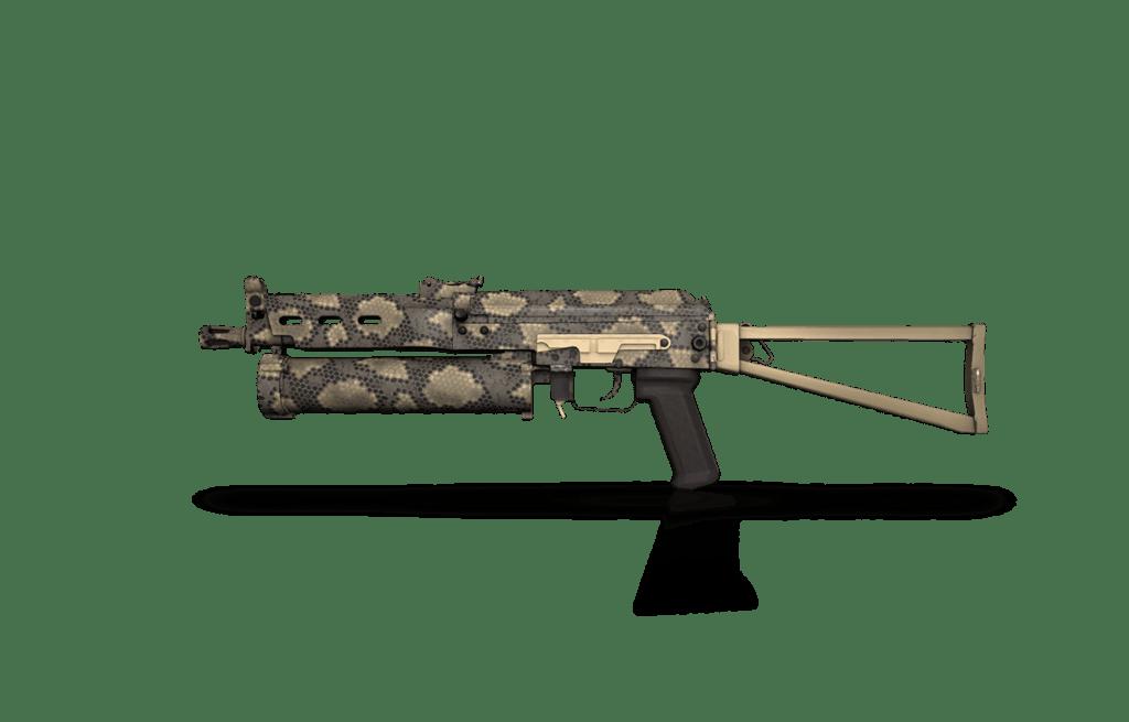 PP-Bizon Death Rattle