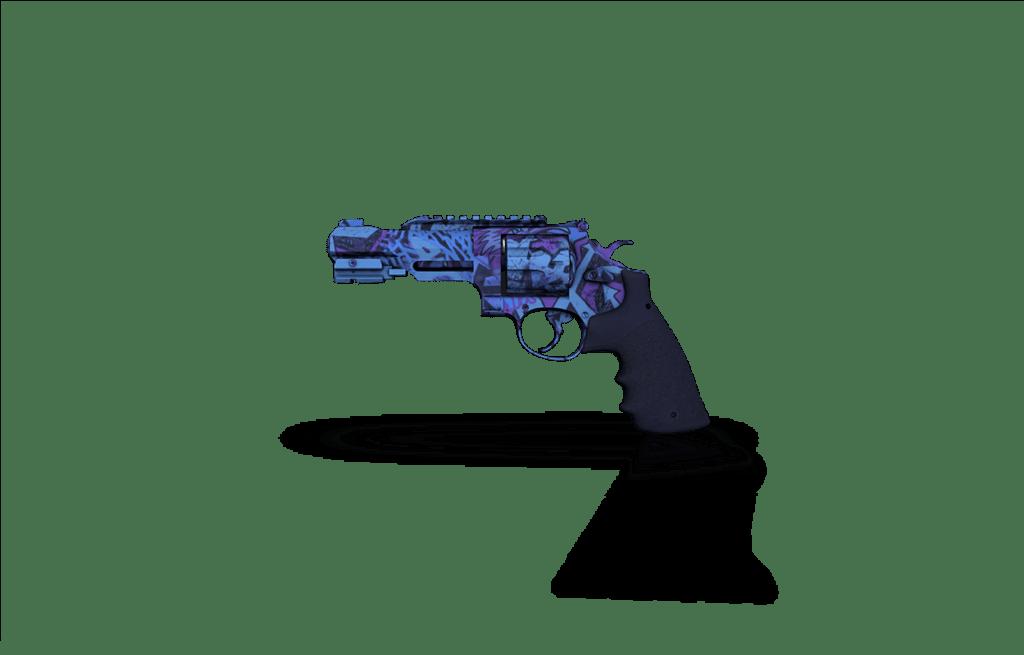 R8 Revolver Phoenix Marker