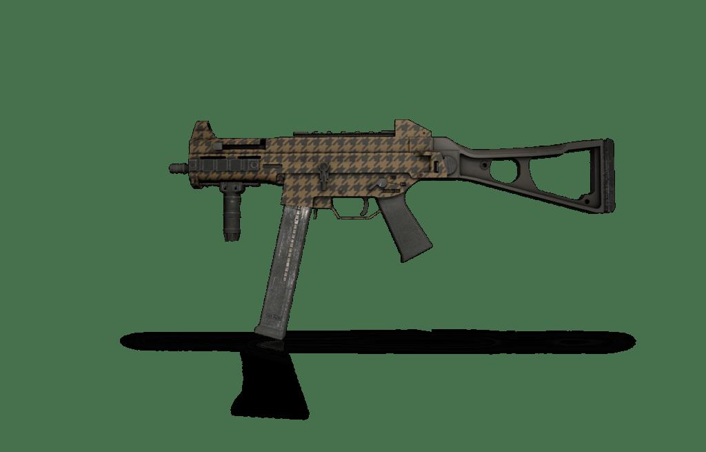 UMP-45 Houndstooth
