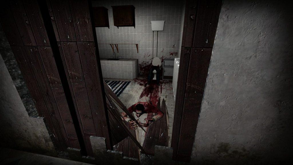 Nightmare House - страшная карта для CS:GO