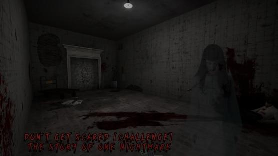 The Story of One Nightmare - страшная карта для CS:GO