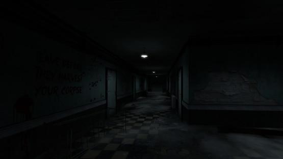 Asylum Escape страшная карта для CS:GO