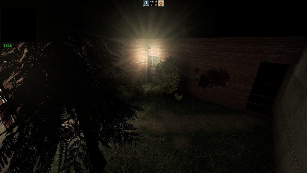 Coop Creepy Horror страшная карта на прохождение для КС ГО